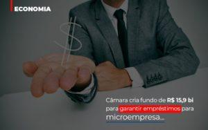 Camara Cria Fundo De Rs 15 9 Bi Para Garantir Emprestimos Para Microempresa Contabilidade - Contabilidade em Itaperuçu- Ribas Contabilidade