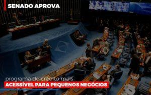 Senado Aprova Programa De Credito Mais Acessivel Para Pequenos Negocios Contabilidade - Contabilidade em Itaperuçu- Ribas Contabilidade